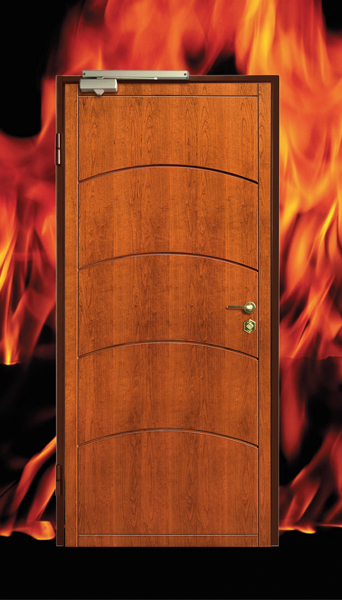 Ch ssis en bois avec porte sur mesure menuiserie for Porte sur le feu